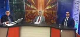 """UPA GENEL KOORDİNATÖRÜ DR. OZAN ÖRMECİ ADA TV'DE """"NEDEN OLMASIN"""" PROGRAMINDA GÜNDEMİ YORUMLADI"""
