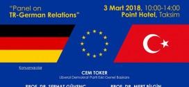 """""""2017 Almanya Federal Seçimleri ve SPD'nin Türkiye ile İlişkilere ve Almanya'daki Türklere Bakışı"""""""
