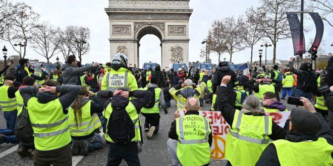 YENİ MAKALE: SARI YELEKLİLER PROTESTOLARININ ANALİZİ
