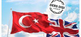 """""""Son Dönemde Türkiye-İngiltere İlişkileri"""""""