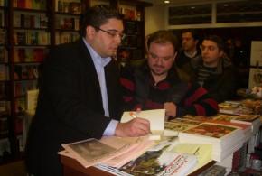20.02.2012 @ İzmir Bostanlı Kedi Kitabevi