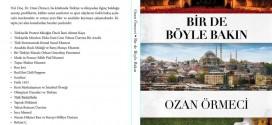 YENİ KİTAP: BİR DE BÖYLE BAKIN: SANAT-KÜLTÜR-SPOR YAZILARI