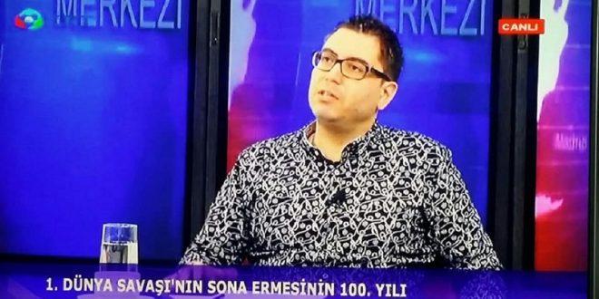 """DOÇ. DR. OZAN ÖRMECİ KRT'DE """"HABER MERKEZİ"""" PROGRAMINA KATILDI"""