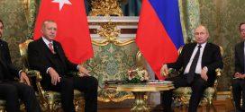 TÜRKİYE-RUSYA İLİŞKİLERİ KONULU YENİ İNGİLİZCE MAKALE