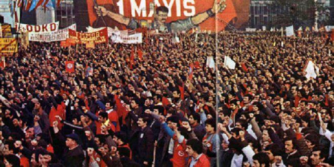 YENİ MAKALE: 12 EYLÜL 1980 ASKERİ DARBESİ SONRASINDA TÜRKİYE'DEKİ SOL OYLARIN YILLAR İÇERİSİNDEKİ SEYRİ